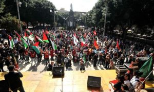 25 Aprile In Piazza Carmine