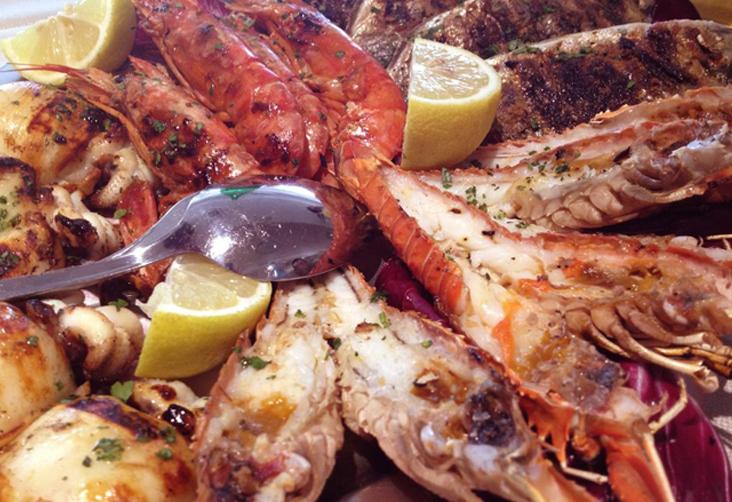 Grigliata Mista Pesce (Fonte Ricette Di Sardegna)