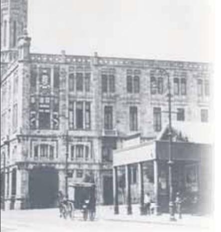 Cagliari 1915 Cinema Iris (Fonte Candido Operti)
