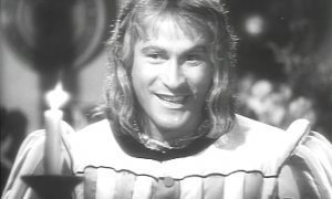 L'attore nel film La Cena Delle Beffe Di Alessandro Blasetti Del 1942 (Fonte Wikipedia)