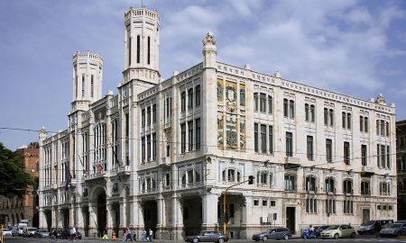Palazzo Civico Baccaredda (Fonte Wikipedia)