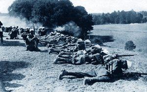 Soldati, guerra, trincea