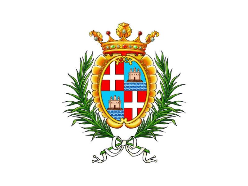 lo stemma di cagliari al tempo dei Savoia