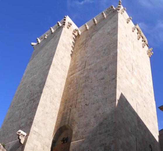Torre Dell'elefante Dal Basso