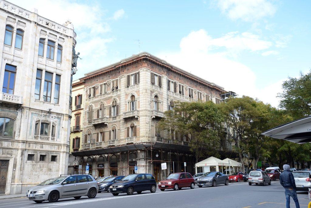 Ghost Stories Cagliaritane - Palazzo Accardo Di Cagliari (fonte Catalogo Generale Dei Beni Culturali)