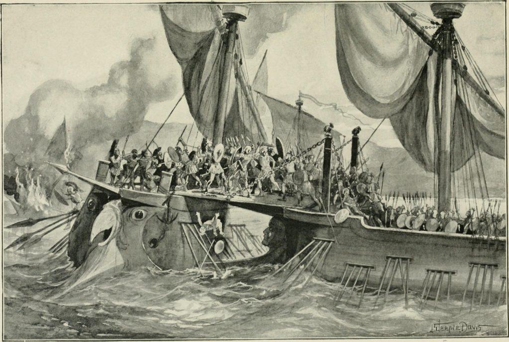 Porto di Cagliari - Guerre puniche