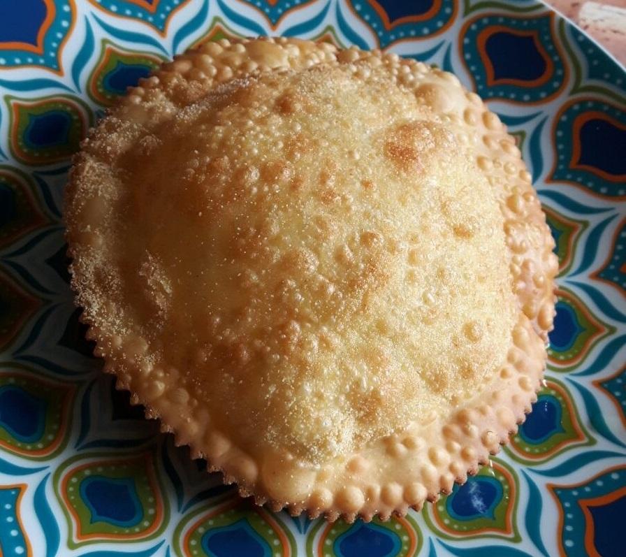 Un esempio di seadas fritta
