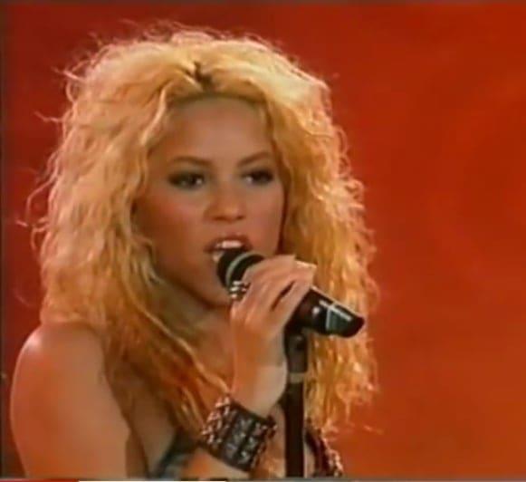 Festivalbar, Shakira