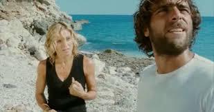 Travolti da un insolito destino, attori, mare, spiaggia