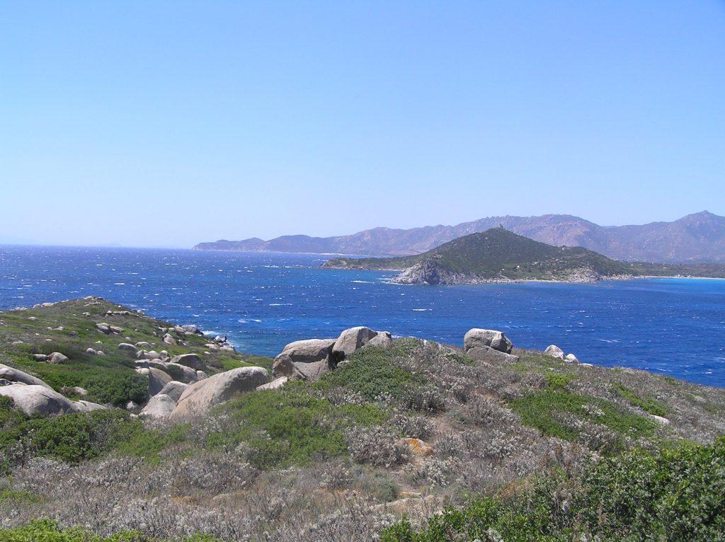 Isola dei Cavoli -Capo Carbonara
