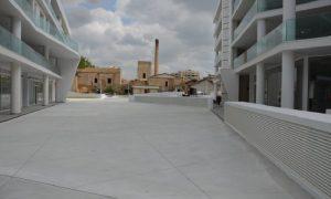 Ex Distilleria Tra I Nuovi Palazzi