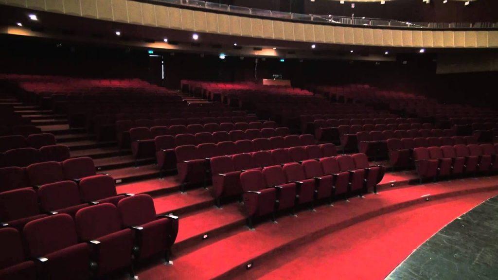 Notti Musicali - L'interno dell'Auditorium del Conservatorio