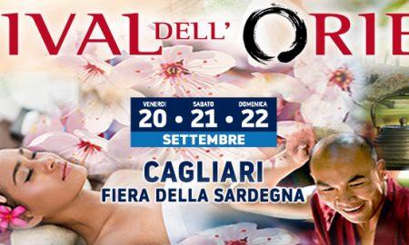 Copertina Festival dell'Oriente a Cagliari
