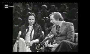 Maria Carta, Mike Bongiorno, pubblico