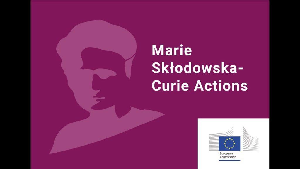 Notte Europea dei Ricercatori -Banner Marie Sklodowska Curie Actions