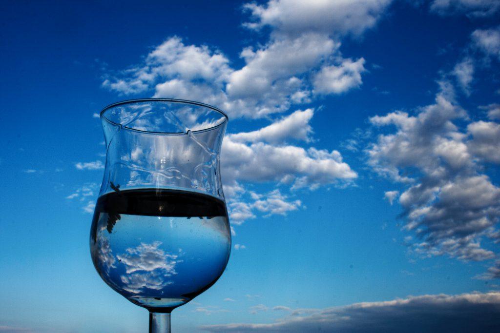 Filu 'e ferru: bicchiere di grappa