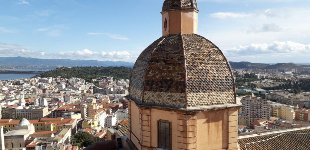 San Martino, Torre Campanaria Della Cattedrale, panorama, cupola 3