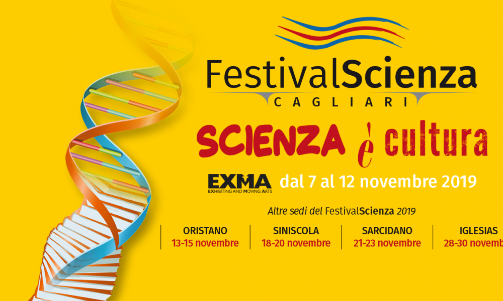 Festival Scienza 2019 Cover