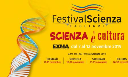 Festival Scienza 2019 Cover
