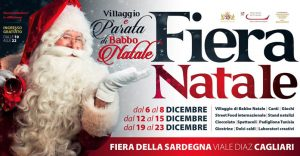 Il Villaggio di Babbo Natale alla Fiera