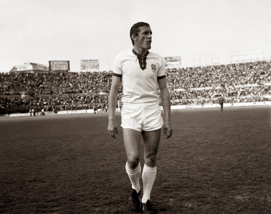 Gigi Riva Campionato di Calcio Serie A 1969/70