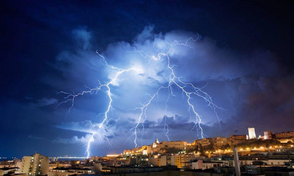 temporale Su Cagliari, Carr'e Nannai.jpg