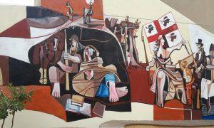 La Rivolta Di Palabanda Murales