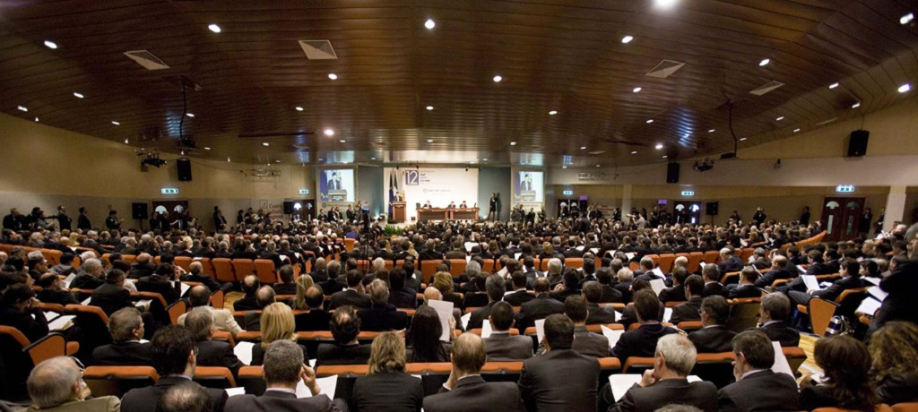 International Job Meeting -Centro congressi Fiera