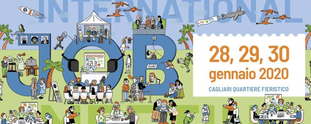 International Job Meeting Cagliari 2020 Banner