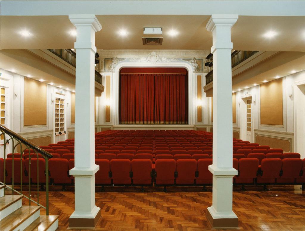 Teatro Delle Saline interno