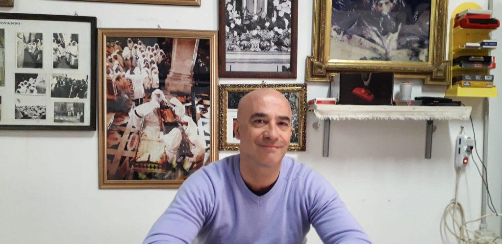 Cantori, Mauro Branca dagli anni Ottanta nell'Arciconfraternita di San Giovanni