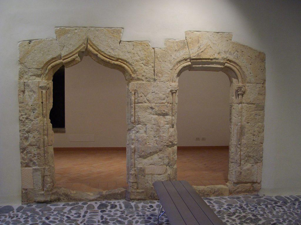 Antico Palazzo Di Città -Dettaglio interno