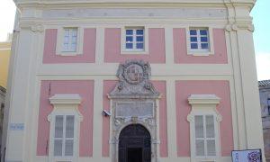 Facciata dell'Antico Palazzo di Città