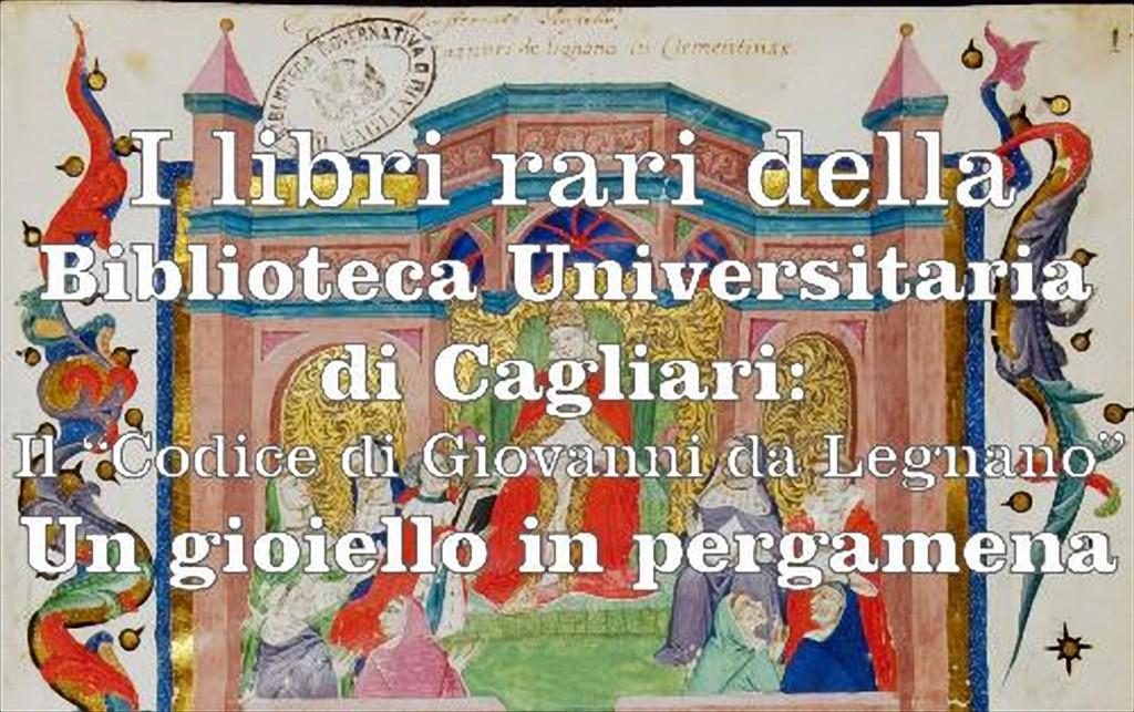 ioleggodigitale -Libri rari Biblioteca Universitaria di Cagliari