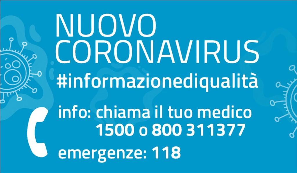 Numeri Emergenza Covid 19 Sardegna