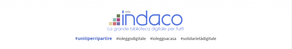 ioleggodigitale -Rete Indaco