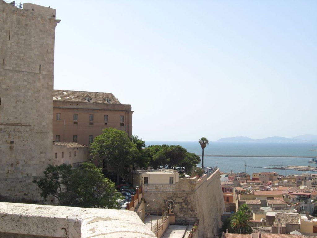 Cagliari Scorcio Centro