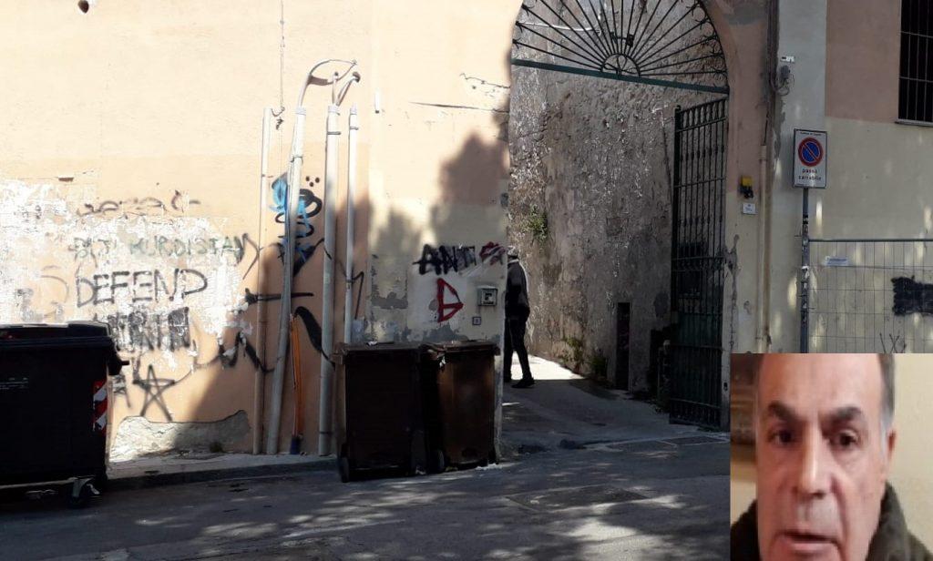 Caritas, don Marco Lai, viale Sant'Ignazio