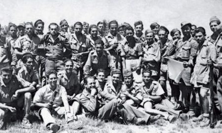 25 aprile, Sardegna, partigiani