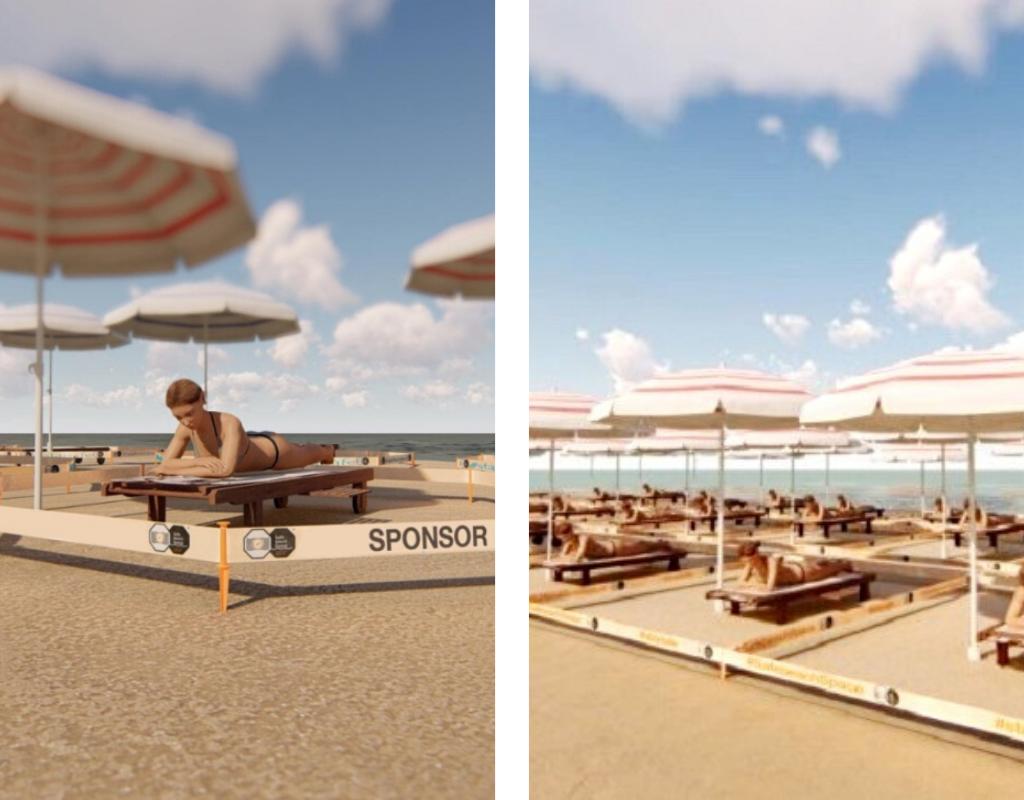 Safe Beach Space