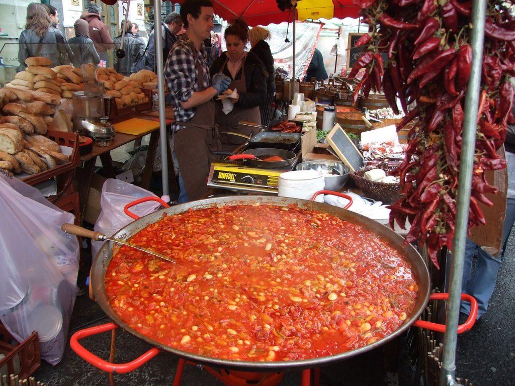 Street Food alla Festa Del Gusto 2020