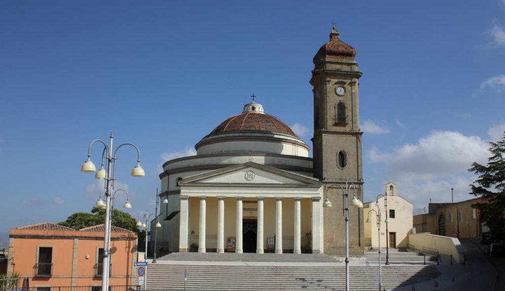 Gaetano Cima -Santuario Della Beata Vergine (anche Chiesa Della Madre Di Dio) A Guasila
