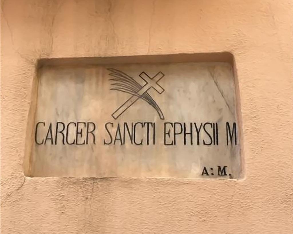 Carcere Di Sant'efisio (fonte Wikimapia)
