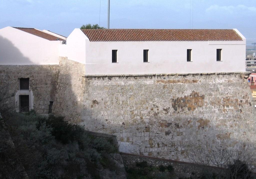 Ghetto degli Ebrei o meglio ex Caserma San Carlo