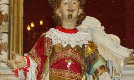 Statua Sant'efisio Conservata A Cagliari