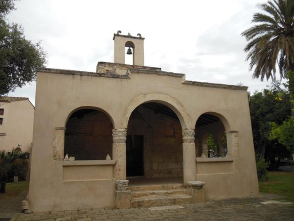 Chiesa Di San Giuliano A Selargius.