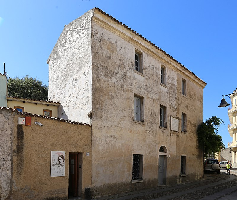 Casa Deledda A Nuoro