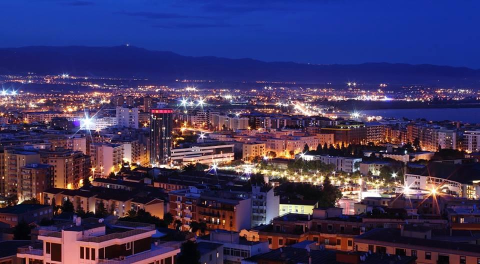 Cagliari Notturna