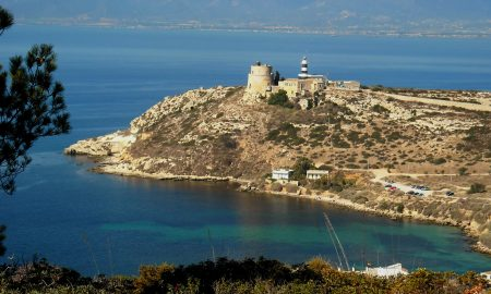Torre E Faro Di Calamosca