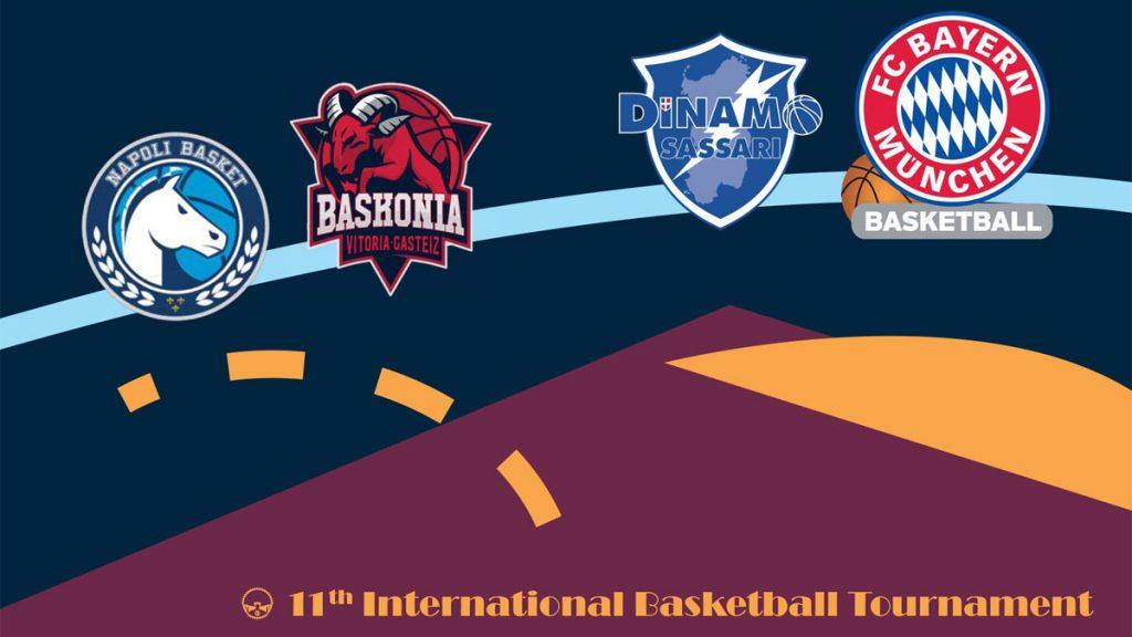 Manifesto basketball Scudetti